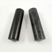 Šungitas ir talkochlorito cilindrinis harmonizatorius