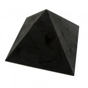 Piramidė iš šungito 9x9cm