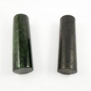 Šungito ir nefrito cilindrinis harmonizatorius